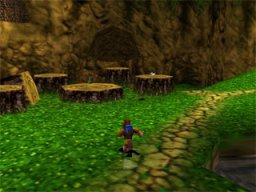Banjo-Tooie (N64)  © Nintendo 2000   2/3