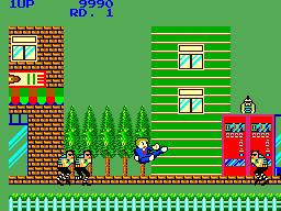 My Hero (SMS)  © Sega 1986   2/6
