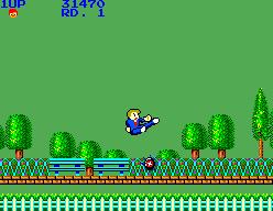 My Hero (SMS)  © Sega 1986   4/6
