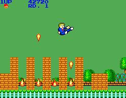 My Hero (SMS)  © Sega 1986   6/6