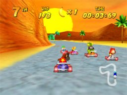 Diddy Kong Racing   © Nintendo 1997   (N64)    3/3