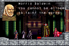 Castlevania: Circle Of The Moon (GBA)   © Konami 2001    8/9