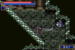 Castlevania: Circle Of The Moon (GBA)   © Konami 2001    3/9