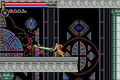Castlevania: Circle Of The Moon (GBA)   © Konami 2001    4/9