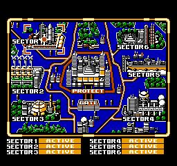 Power Blade (NES)  © Taito 1991   2/3