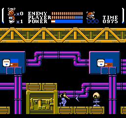 Power Blade (NES)  © Taito 1991   3/3