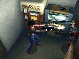 Resident Evil: Code Veronica X (PS2)  © Capcom 2001   1/3