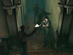 Resident Evil: Code Veronica X (PS2)  © Capcom 2001   2/3