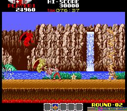 Rygar: The Legendary Warrior (ARC)  © Tecmo 1986   2/5