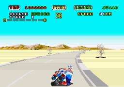Super Hang-On (ARC)  © Sega 1987   2/3