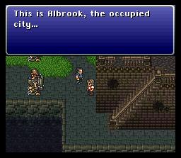 Final Fantasy VI (SNES)  © Square 1994   2/5