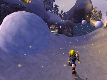 Jak And Daxter: The Precursor Legacy (PS2)   © Sony 2001    4/5