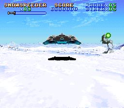 Super Star Wars: The Empire Strikes Back (SNES)  © JVC 1993   3/3