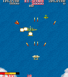 1943: The Battle Of Midway (ARC)   © Capcom 1987    2/5