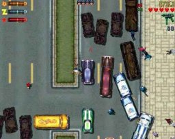 Grand Theft Auto 2 (DC)   © Take-Two Interactive 2000    3/5