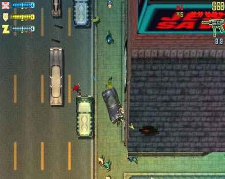 Grand Theft Auto 2 (DC)   © Take-Two Interactive 2000    4/5