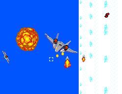 After Burner (SMS)  © Sega 1987   6/9