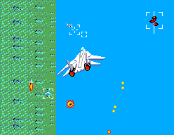 After Burner (SMS)  © Sega 1987   7/9