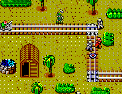 Rescue Mission (SMS)   © Sega 1988    4/6