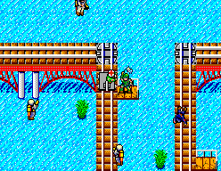 Rescue Mission (SMS)   © Sega 1988    5/6