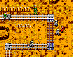 Rescue Mission (SMS)   © Sega 1988    6/6