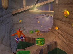 Crash Bandicoot: The Wrath Of Cortex (PS2)   © Konami 2001    3/4