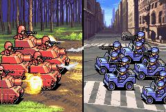 Advance Wars (GBA)  © Nintendo 2001   3/6