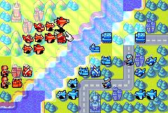 Advance Wars (GBA)  © Nintendo 2001   2/6