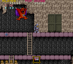 Ghosts 'N Goblins (ARC)   © Capcom 1985    5/8