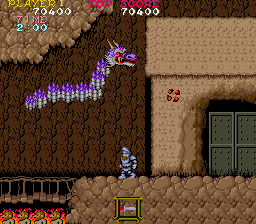 Ghosts 'N Goblins (ARC)   © Capcom 1985    7/8