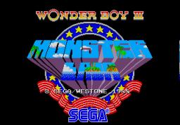 Wonder Boy III: Monster Lair (ARC)  © Sega 1989   1/11