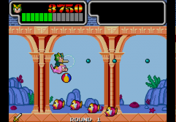 Wonder Boy III: Monster Lair (ARC)  © Sega 1989   3/11