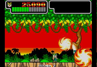 Wonder Boy III: Monster Lair (ARC)  © Sega 1989   9/11