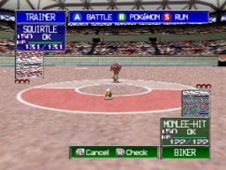 Pokémon Stadium (N64)  © Nintendo 1999   2/3