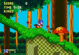 Sonic & Knuckles (SMD)  © Sega 1994   2/3