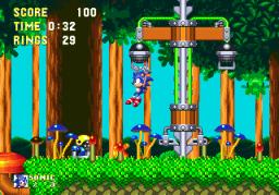 Sonic & Knuckles (SMD)  © Sega 1994   3/3