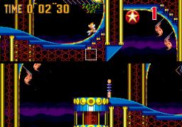 Sonic The Hedgehog 3 (SMD)  © Sega 1994   3/3