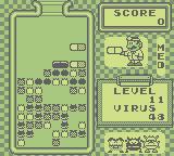 Dr. Mario (GB)  © Nintendo 1990   3/3