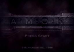 A.M.O.K. (SS)  © Scavenger 1996   1/6