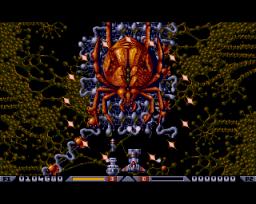 Xenon 2: Megablast (AMI)  © ImageWorks 1989   3/6