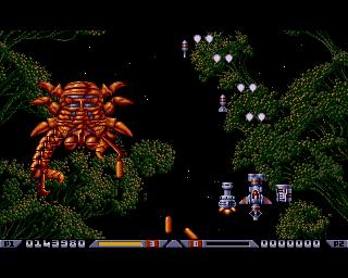 Xenon 2: Megablast (AMI)  © ImageWorks 1989   4/6