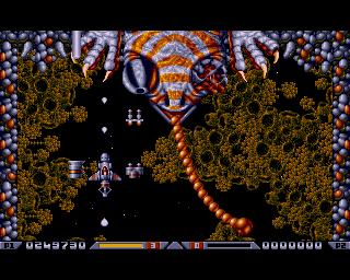 Xenon 2: Megablast (AMI)  © ImageWorks 1989   5/6