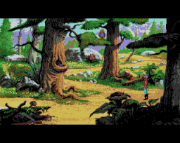 King's Quest V: Absence Makes The Heart Go Yonder (AMI)   ©  1991    3/3