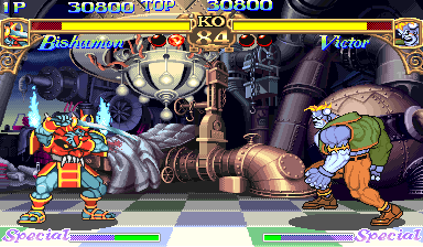 Darkstalkers: The Night Warriors (ARC)  © Capcom 1994   19/23