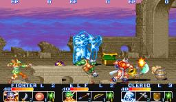 The King Of Dragons (ARC)  © Capcom 1991   2/6