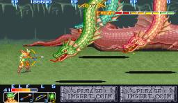 The King Of Dragons (ARC)  © Capcom 1991   3/6