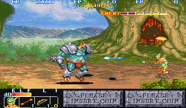 The King Of Dragons (ARC)  © Capcom 1991   4/6
