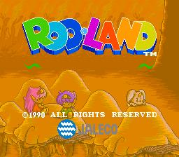 Rodland (ARC)  © Jaleco 1990   1/5