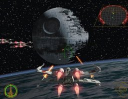 Star Wars: Rogue Leader: Rogue Squadron II (GCN)   © LucasArts 2001    1/6
