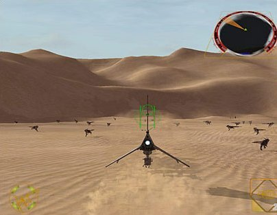 Star Wars: Rogue Leader: Rogue Squadron II (GCN)   © LucasArts 2001    6/6